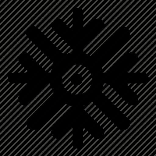 christmas, new year, snow, snowflake, winter, x-mas icon