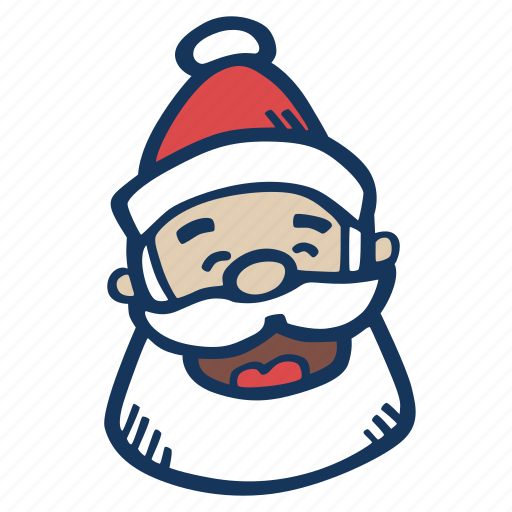 christmas, holiday, holidays, santa, winter, xmas icon