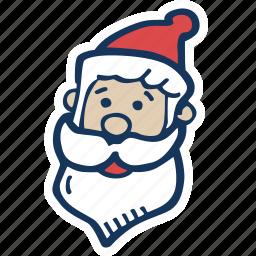 christmas, holiday, holidays, santa, winter, xmas icon