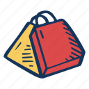 bag, bags, ecommerce, sale, shop, shopping icon