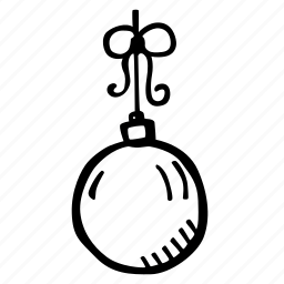 bauble, celebration, christmas, christmas tree, decoration, holiday, holidays icon