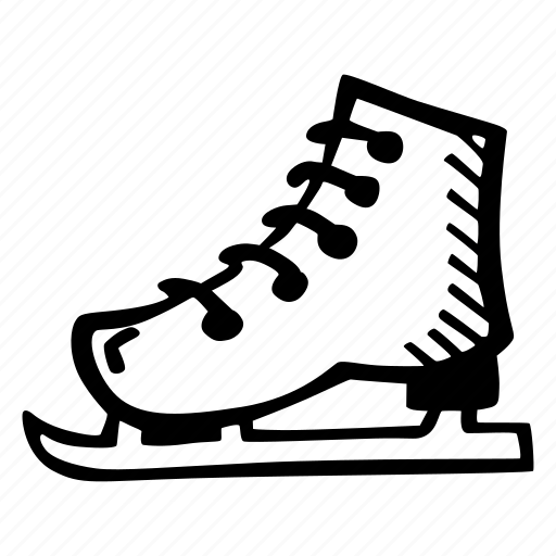 christmas, holidays, ice skate, snow, sport, winter, xmas icon