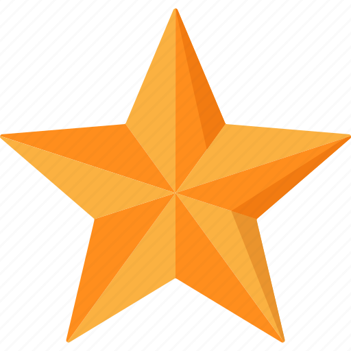 christmas, decoration, gold, ornament, party, star, xmas icon