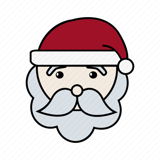 christmas, claus, holiday, santa, xmas icon