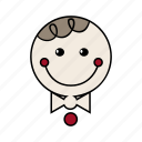christmas, cookie, cookieman, santa, xmas icon