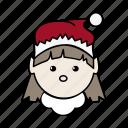 christmas, elf, elves, female, santa, woman, xmas