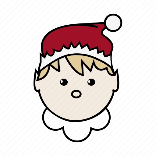 christmas, elf, helper, male, man, santa, xmas icon