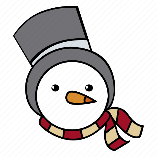christmas, santa, snow, snowman, xmas icon