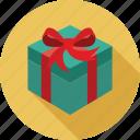 christmas icon, gift, present icon