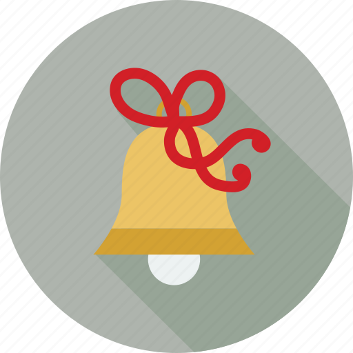 bells, christmas, decorations icon