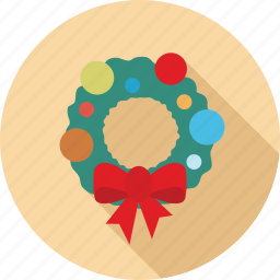 christmas, decoration, ornament icon