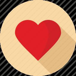 christmas, heart, love icon