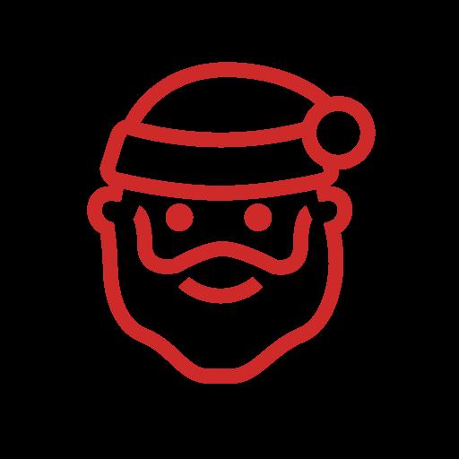 christmas, santa, weihnachten, weihnachtsmann, x-mas icon