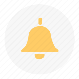 bell, christmas, winter icon