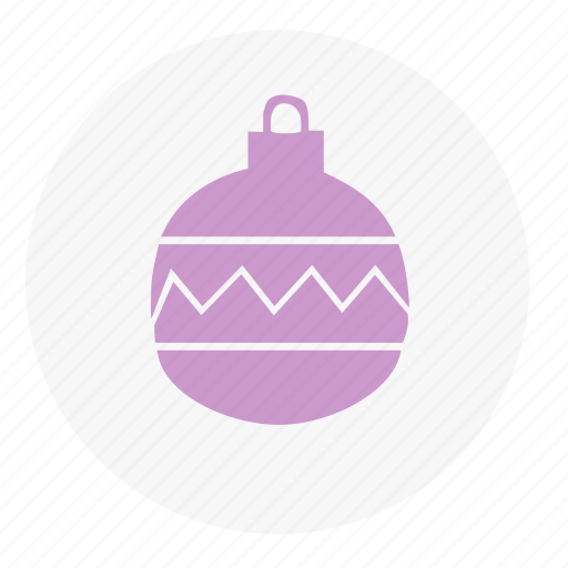 ball, christmas, winter icon