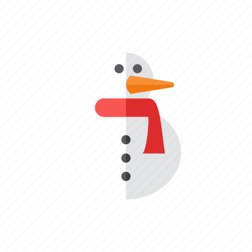 2, snowman icon