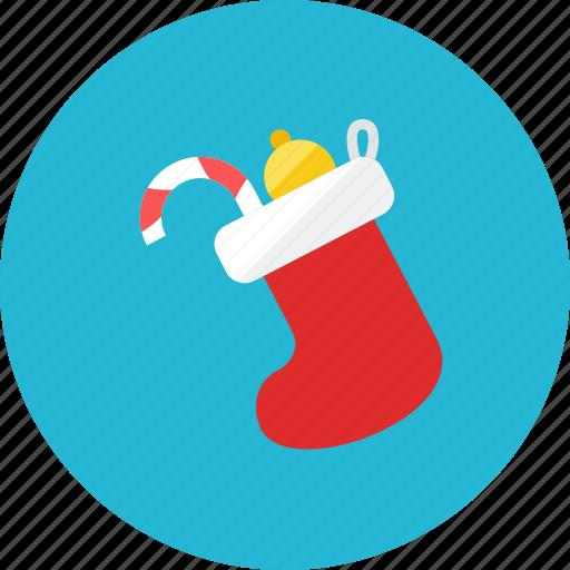 present, sock icon