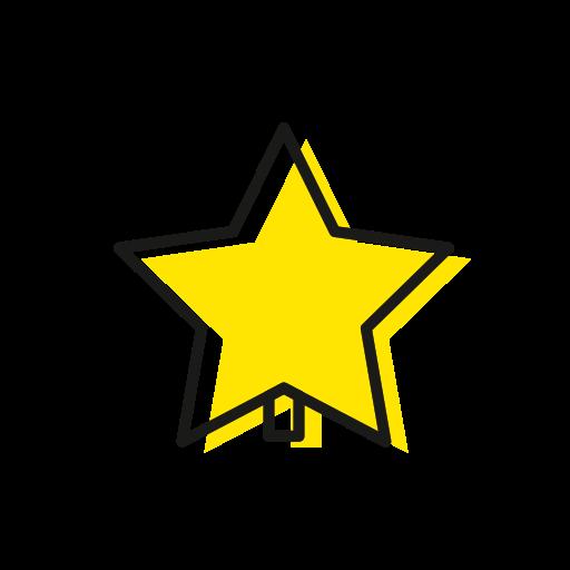 christmas, christmastime, freebie, holidays, present, star icon