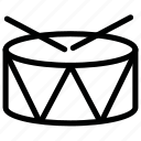 christmas, drum, snare