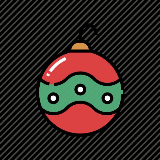 ball, christmas, christmas ball, decoration, globe, xmas icon