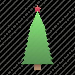 holiday, tree, xmas icon