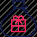 birthday, box, celebration, christmas, gift, ribbon, surprise