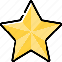gold, rating, soviet, star icon
