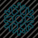 snowflakes, snow, flake, christmas, flakes, snowflake, winter icon