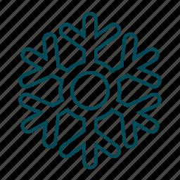 christmas, flake, flakes, snow, snowflake, snowflakes, winter icon