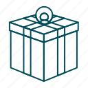 box, new year, gift, gift gifts, birthday, b-day, christmas icon