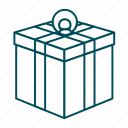 b-day, birthday, box, christmas, gift, gift gifts, new year icon
