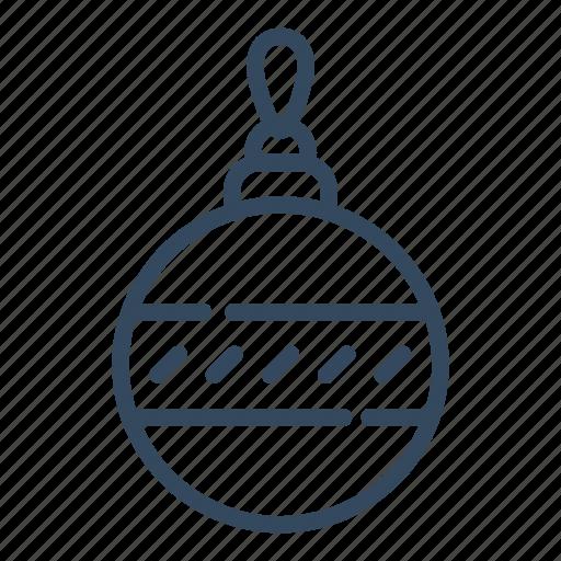 christmas, decoration, holiday, new year, toy, tree, xmas icon