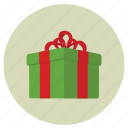 box, christmas, gift, gifts, new, surprise, wrapped, x-mas, year icon