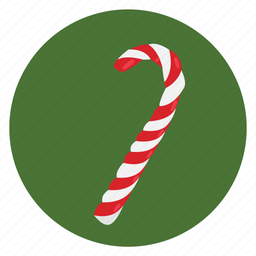 candy, candy cane, cane, christmas, decoration, new, ornament, sweets, x-mas, year icon