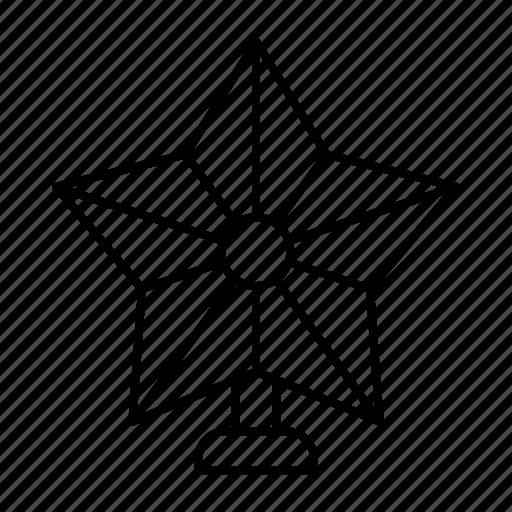 celebration, christmas, christmas star, decoration, star, tree star, xmas icon