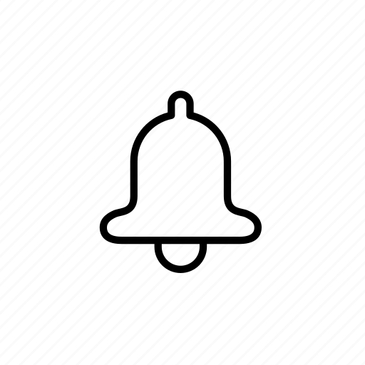 .svg, bell, christmas trimmings icon