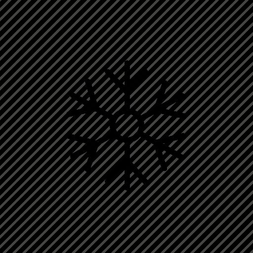 .svg, cold, flake, snow icon