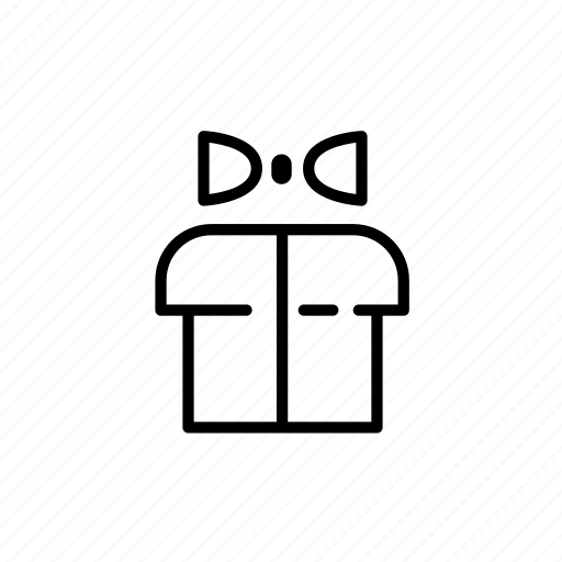 .svg, gift, presents, wrapping paper icon