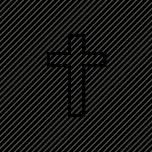 .svg, christmas, cross icon