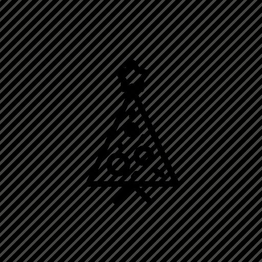 .svg, christmas ornament, christmas tree, star, winter icon