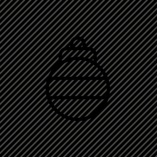 .svg, christmas decoration, christmas ornament, winter icon