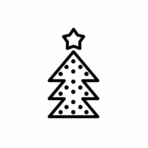 .svg, christmas, star icon