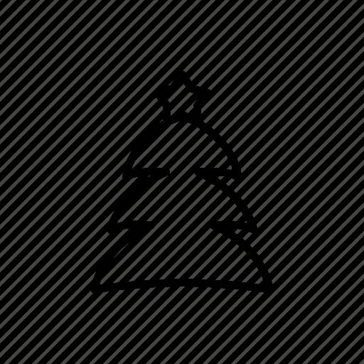 .svg, christmas, shiny, star icon