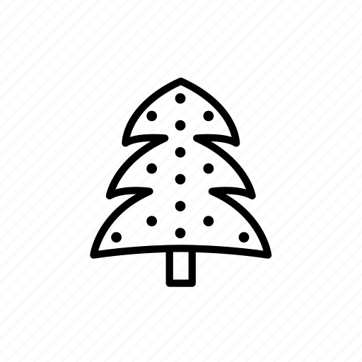 .svg, christmas, christmas tree icon