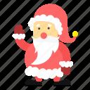cartoon, christmas, claus, santa, xmas