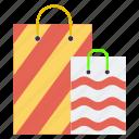 bag, christmas, festivals, gift, shopping