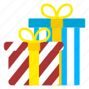 box, gift, presents, surprise icon