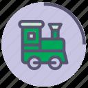 christmas, green, toy, train, transportation, violet, wooden