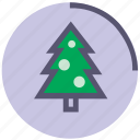 christmas, fir, natural, nature, needles, pine, tree icon