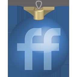 christmas, fiendfeed, media, set, social, toys icon